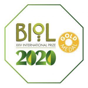 Gold Olivenöl 2020