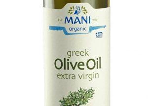 MANI Olivenöl Auszeichnung 2020