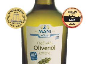 Gold Polyphenol Olivenöl